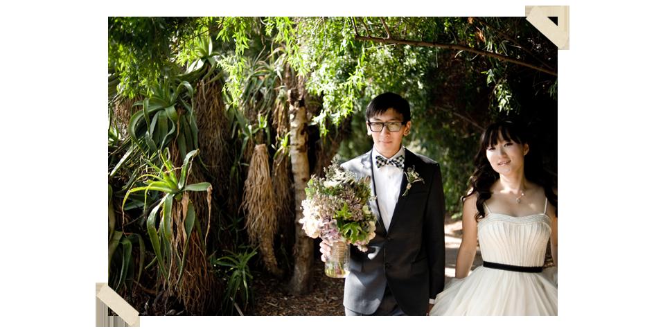 BHLDN Weddings: Oak and Kunche
