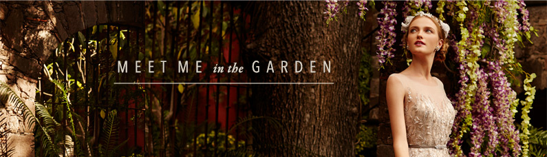 Spring I Meet Me in the Garden Lookbook