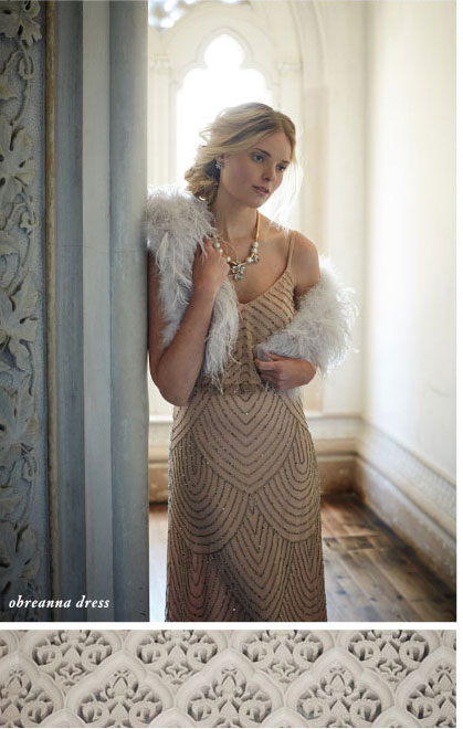 Obreanna Dress