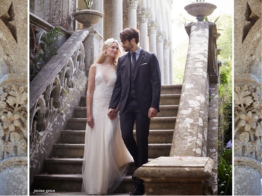 Fall Wedding Style Lookbook | B-Inspired | BHLDN