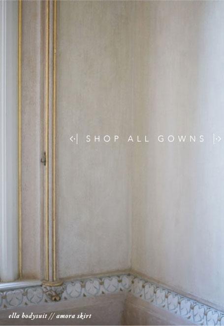 Ella Bodysuit, Amora Skirt