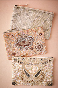 Clutches & Gloves