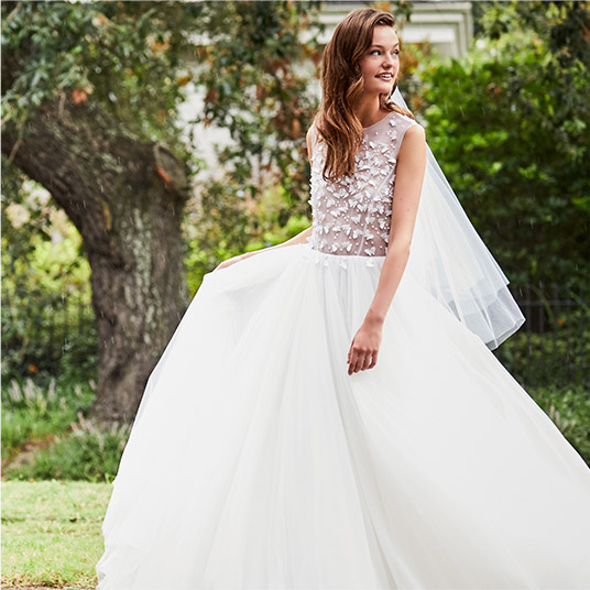 BHLDN Wedding Collection | Bridal Gowns & More | BHDLN