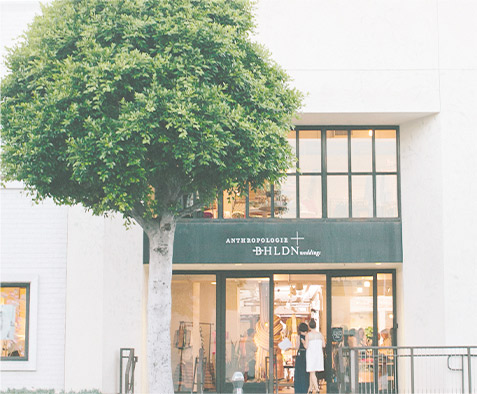 BHLDN at Anthropologie, Beverly Hills