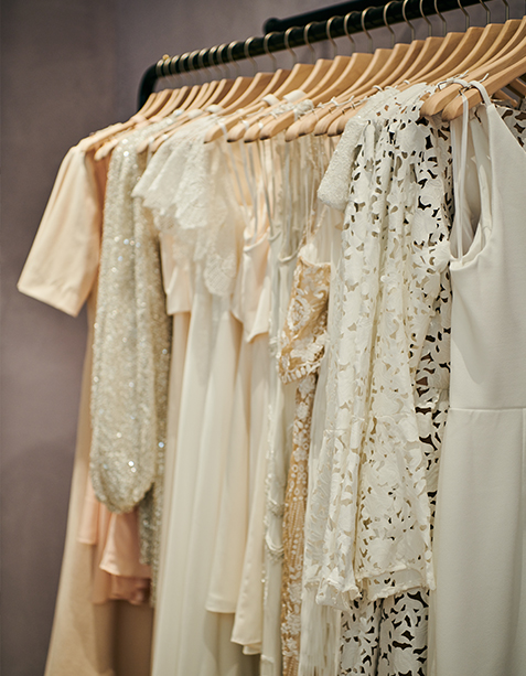 BHLDN at Anthropologie, Century City, Los Angeles, CA.