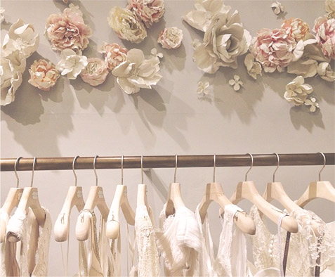 BHLDN at Anthropologie, Georgetown