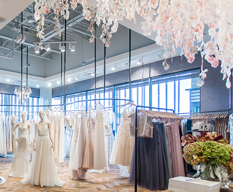 BHLDN at Anthropologie & Co., Palo Alto
