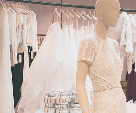 BHLDN at Anthropologie, pittsburgh