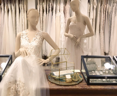 BHLDN at Anthropologie, Westport, Connecticut