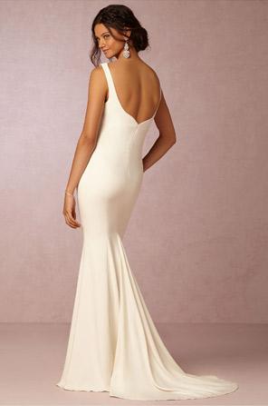 Shades Of White Wedding Dresses