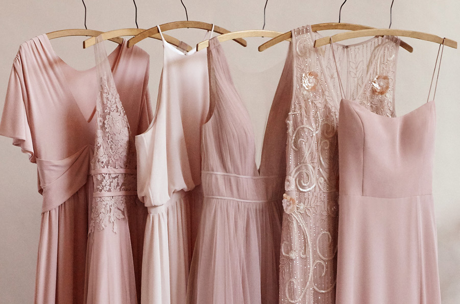 44412133d500 Unique Mix and Match Bridesmaid Dresses | BHLDN