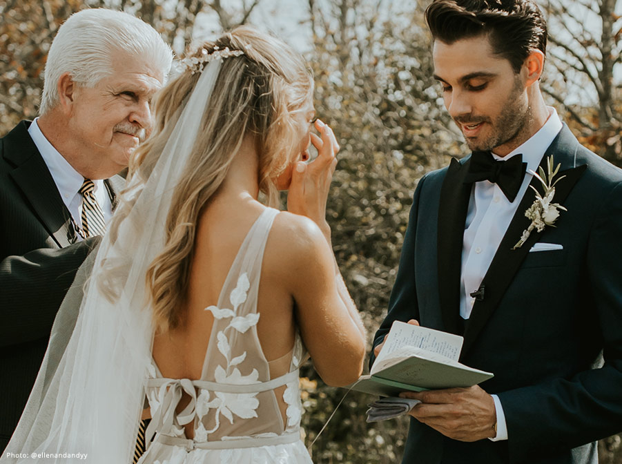 Simple Wedding Vows.Wedding Vows A Simple Guide To Writing Your Own Bhldn