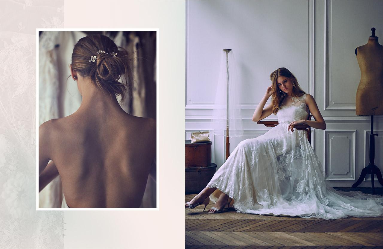 Fleuretta Gown.