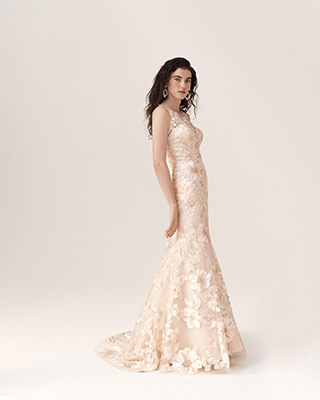 Bhldn wedding dresses vintage inspired wedding dresses gowns gowns junglespirit Choice Image