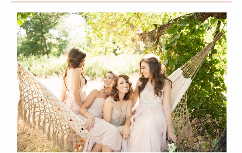 Bohemian Bridesmaid Dresses | Bohemian Style | BHLDN