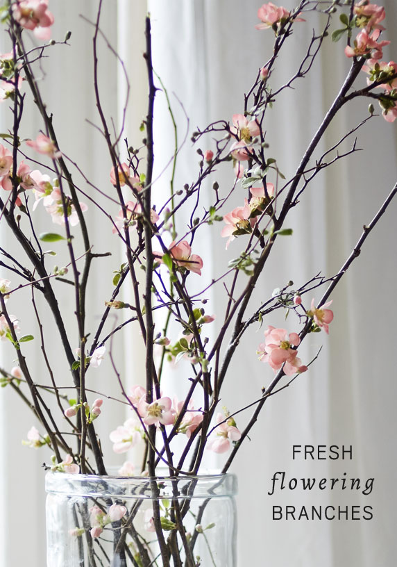 FRESH Flowering Branches