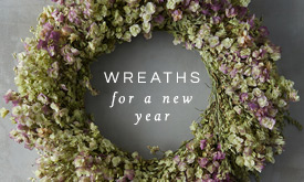 Wreaths for a New Year