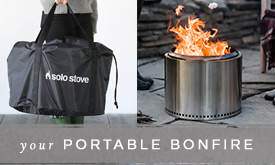 Your Portable Bonfire