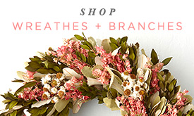 Shop Wreathes + Branches