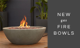 NEW Gas Fire Bowls