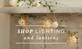 Shop Lanterns + Outdoor Lighting