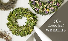 30+ Beautiful Wreaths