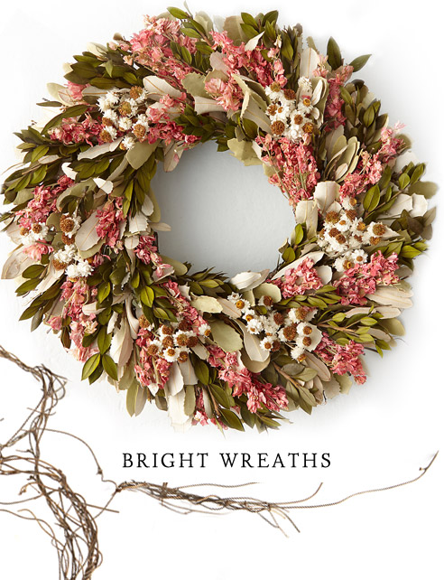 Bright Wreaths