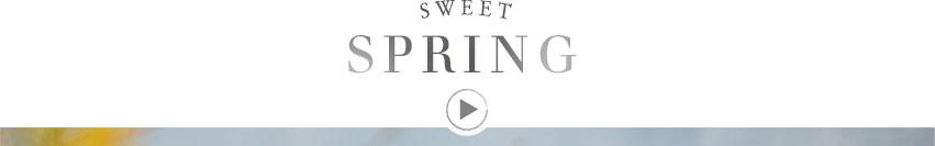 Sweet Spring video