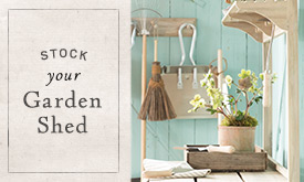 Stock Your Garden Shed