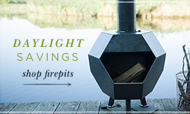 DAYLIGHT SAVINGS shop firepits