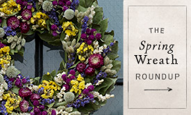 The Spring Wreath Roundup