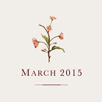 Get Our March Calendar