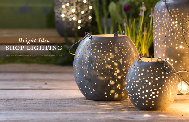 Bright Ideas | Shop String Lighting