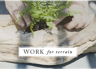 work for terrain
