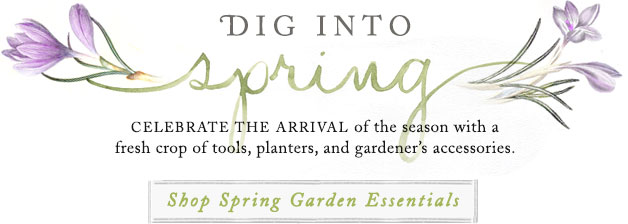Shop Spring Garden Essentials