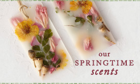 Our Springtime Scents