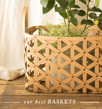 our best baskets