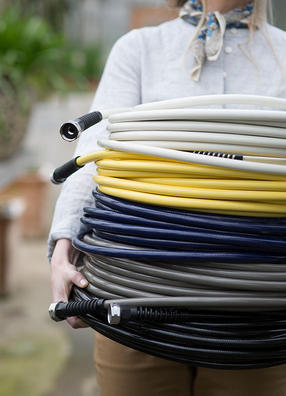 The Heritage Garden Hose | in 6 colors
