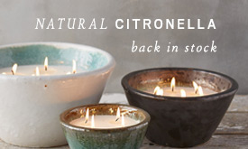 Natural Citronella | back in stock