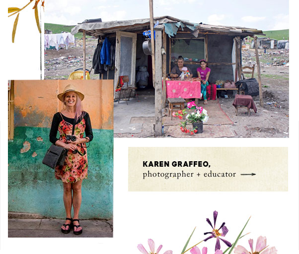 Karen Graffeo Photographer and Educator