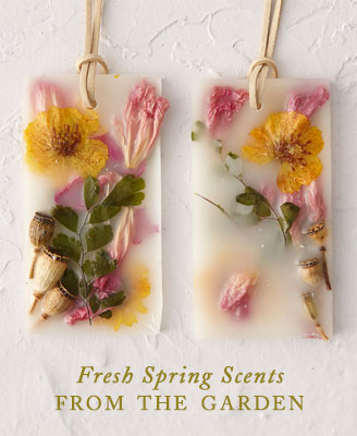 Fresh Spring Scents | from the garden