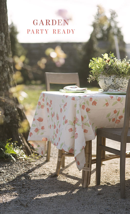 Garden Party Ready | shop teak dining