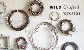 NEW Wild Crafted Wreaths