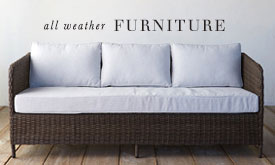 All Weather Furniture | for patio planning