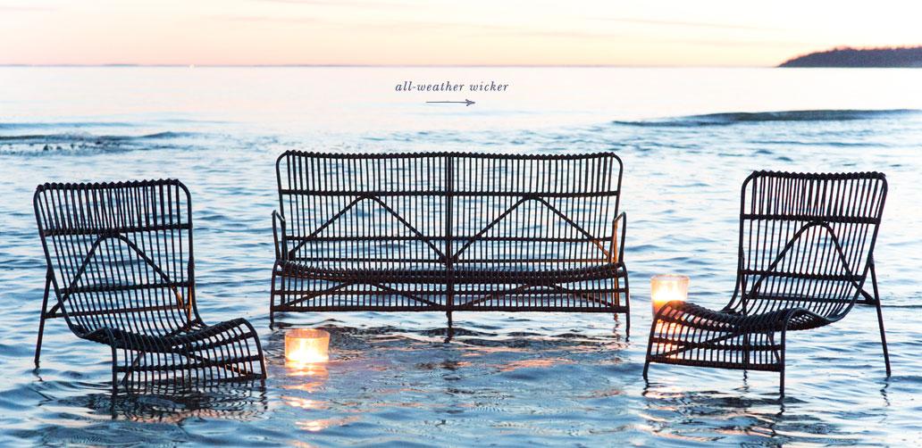 all-weather wicker