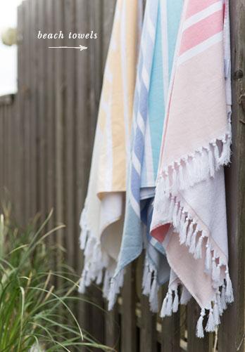 beach towels