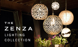 The Zenza Lighting Collection
