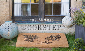 The Summer Doorstep