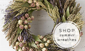 Shop summer wreaths