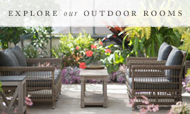 Explore our Outdoor Rooms